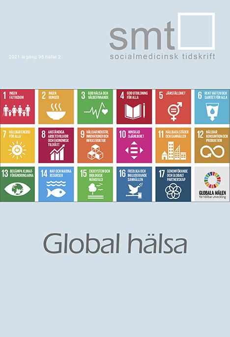 Omslag SMT 2, 2021 De globala målen
